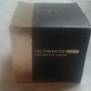 Ultimate age repair  night cream